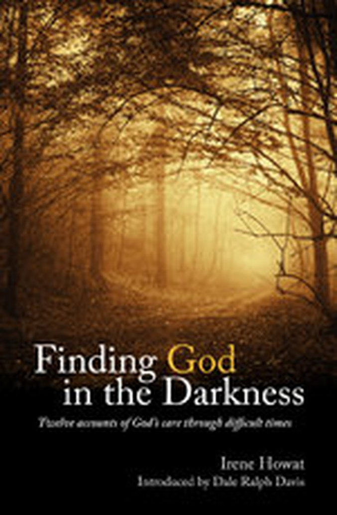Dale Ralph Davis on Finding God in the Darkness by Irene Howat