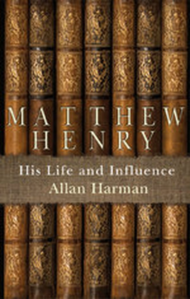 Announcing the Matthew Henry: His Life and Influence E-book Review Blog Tour!