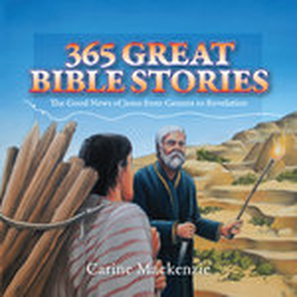 Announcing the 365 Great Bible Stories Blog Tour - October 17-21