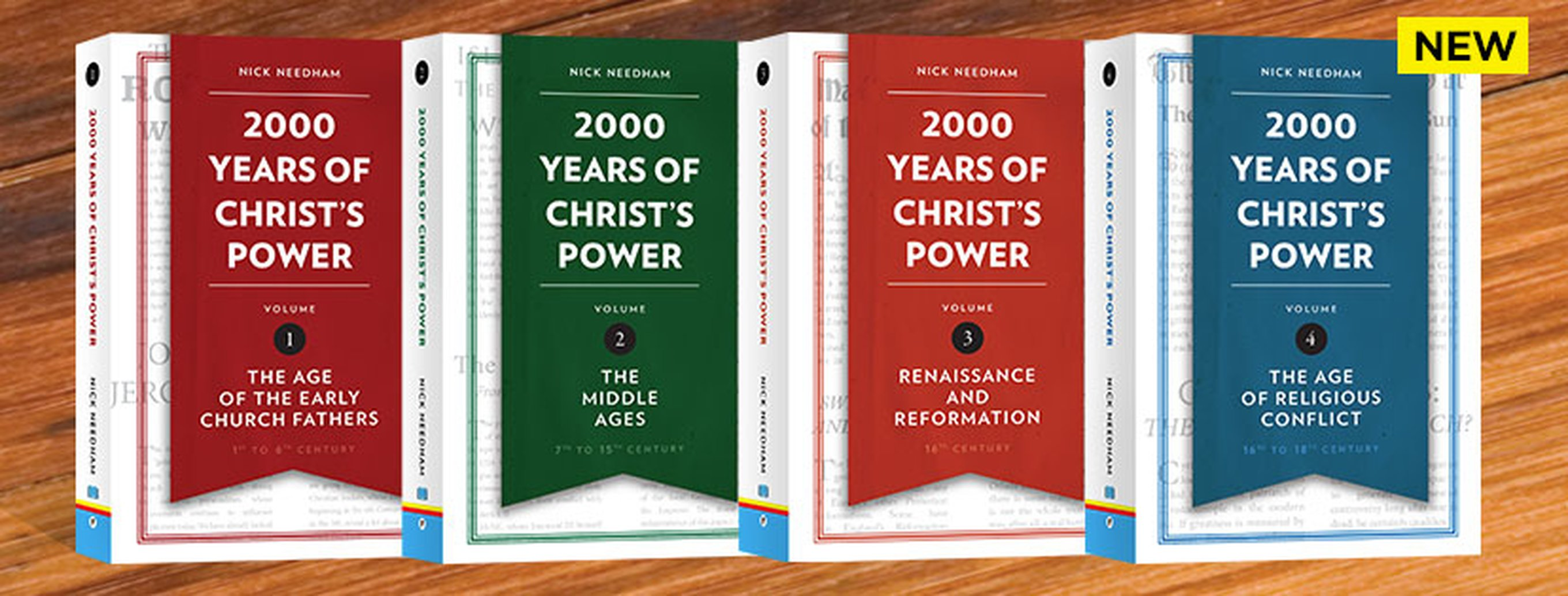 New Release - 2,000 Years of Christ's Power: Volume 2