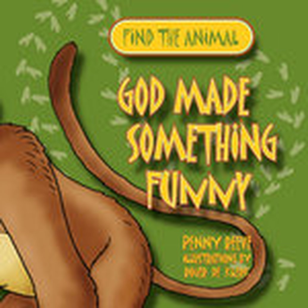 New Release - Find The Animal Books by Penny Reeve