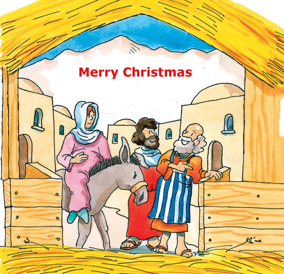 Merry Christmas from Christian Focus Booknotes!