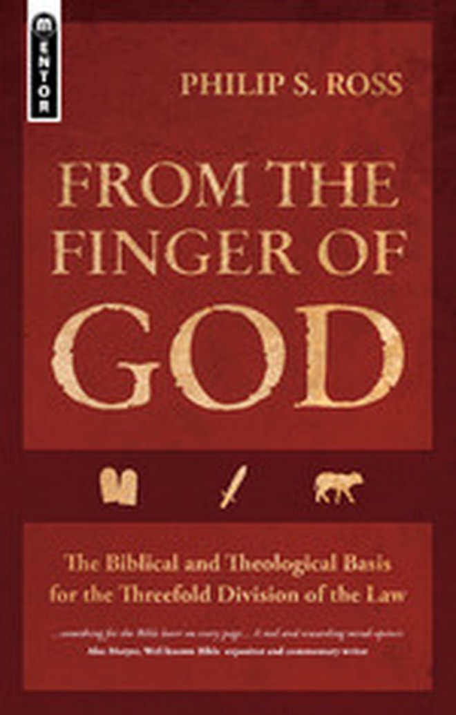 From the Finger of God Blog Tour