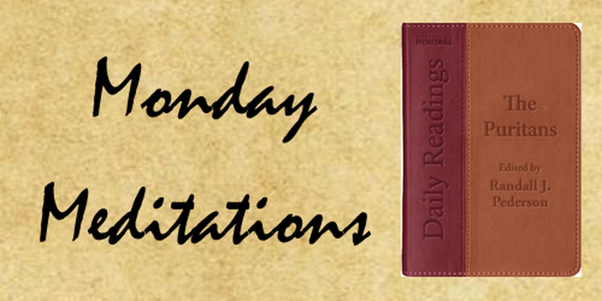 Monday Meditations: Recognition