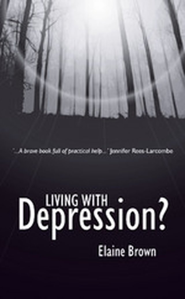 Books Change Lives - Living With Depression? by Elaine Brown
