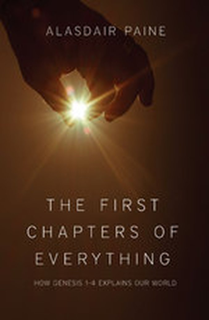 New From Alasdair Paine - The First Chapters of Everything