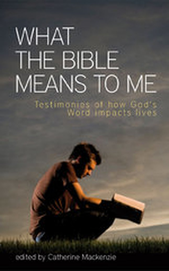Announcing the What the Bible Means to Me Blog Tour - December 12-16