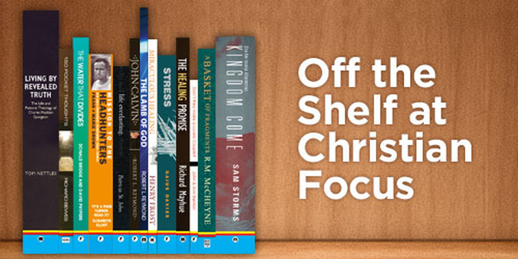 Off the Shelf: Stress by Gaius Davies