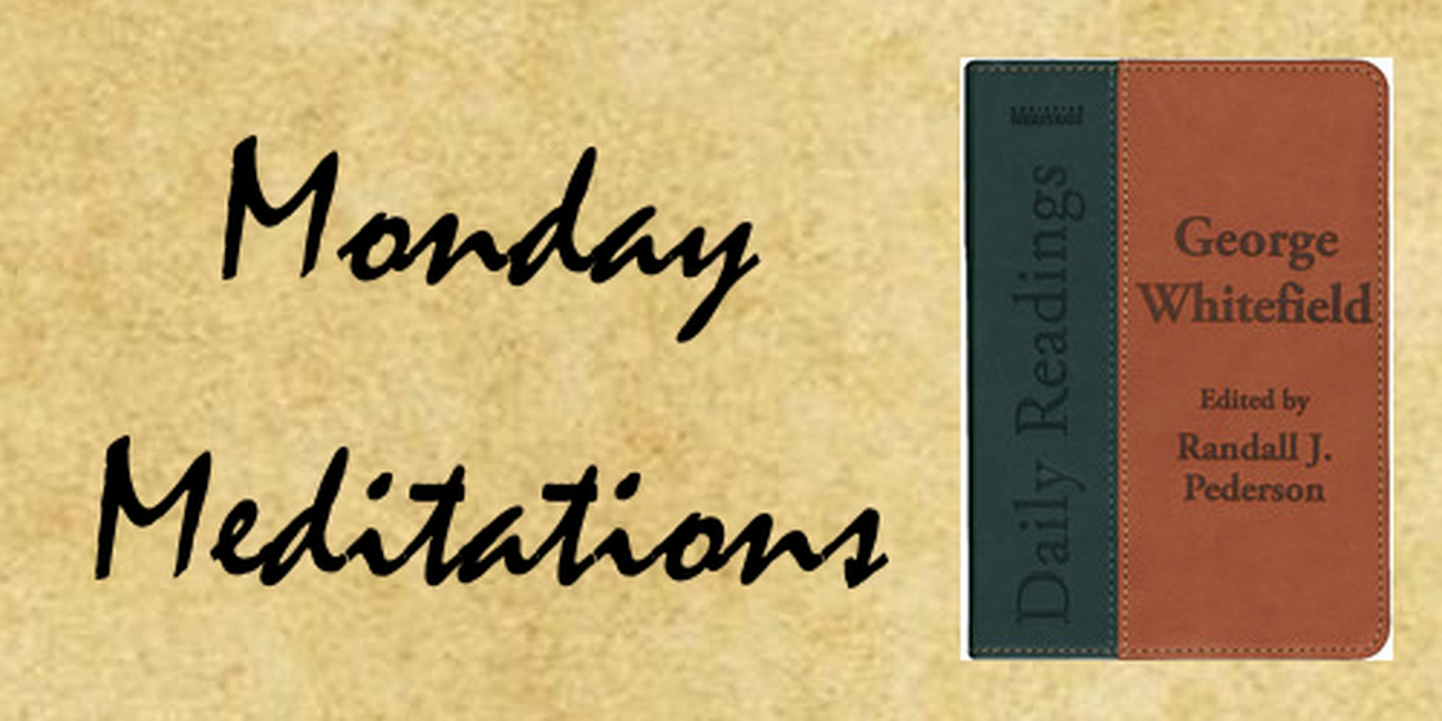 Monday Meditations: The Dead Shall Rise