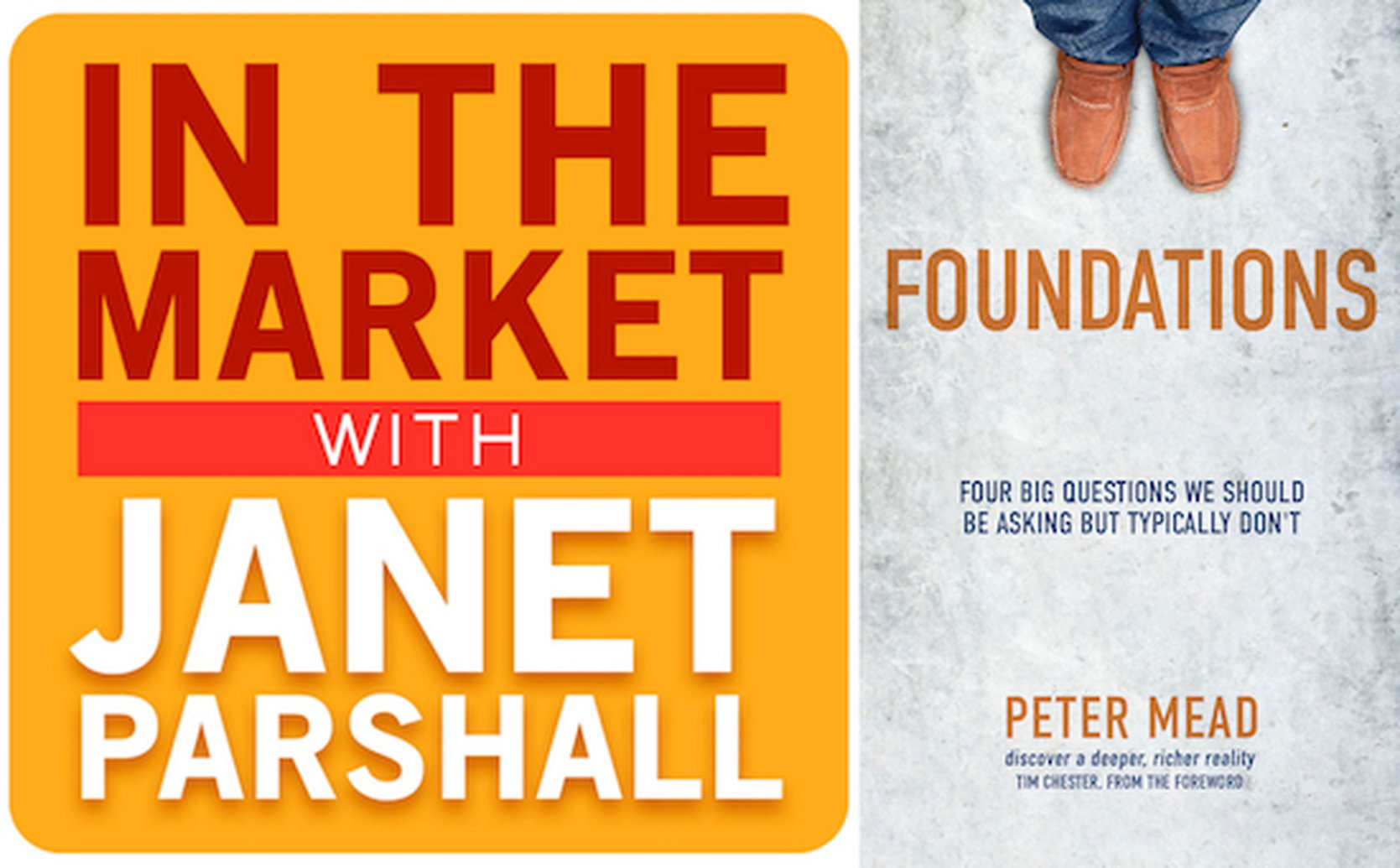 Peter Mead Talks About the 4 Big Questions Christians Should Be Asking But Typically Don't on In the Market with Janet Parshall