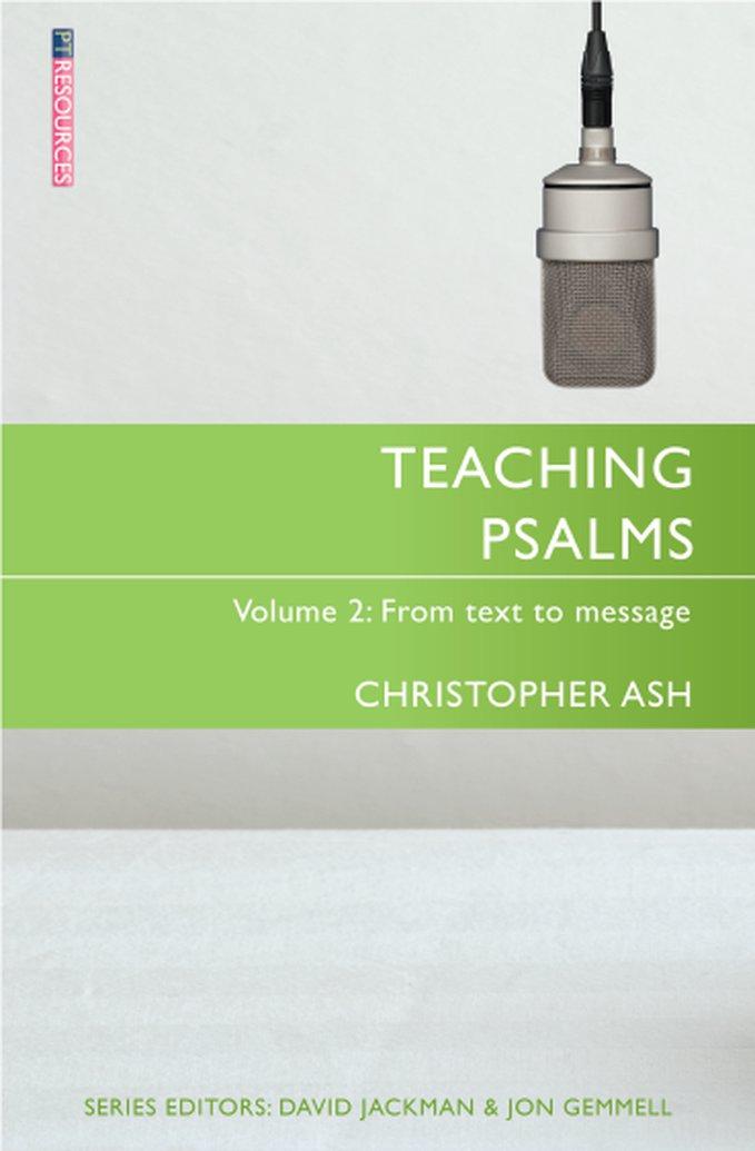 Teaching Psalm 23