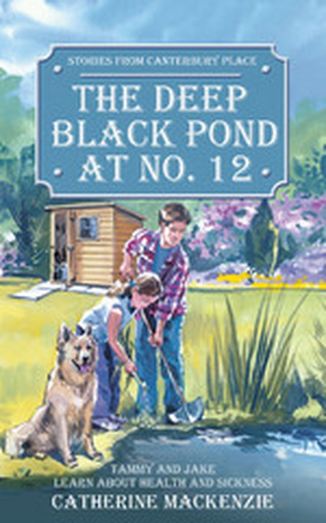 Books Change Lives - The Deep Black Pond At No. 12 by Catherine Mackenzie