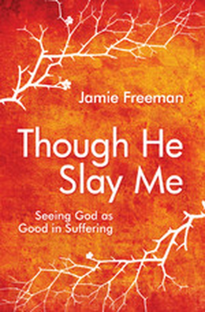 Jamie Freeman Introduces Though He Slay Me: Seeing God as Good in Suffering