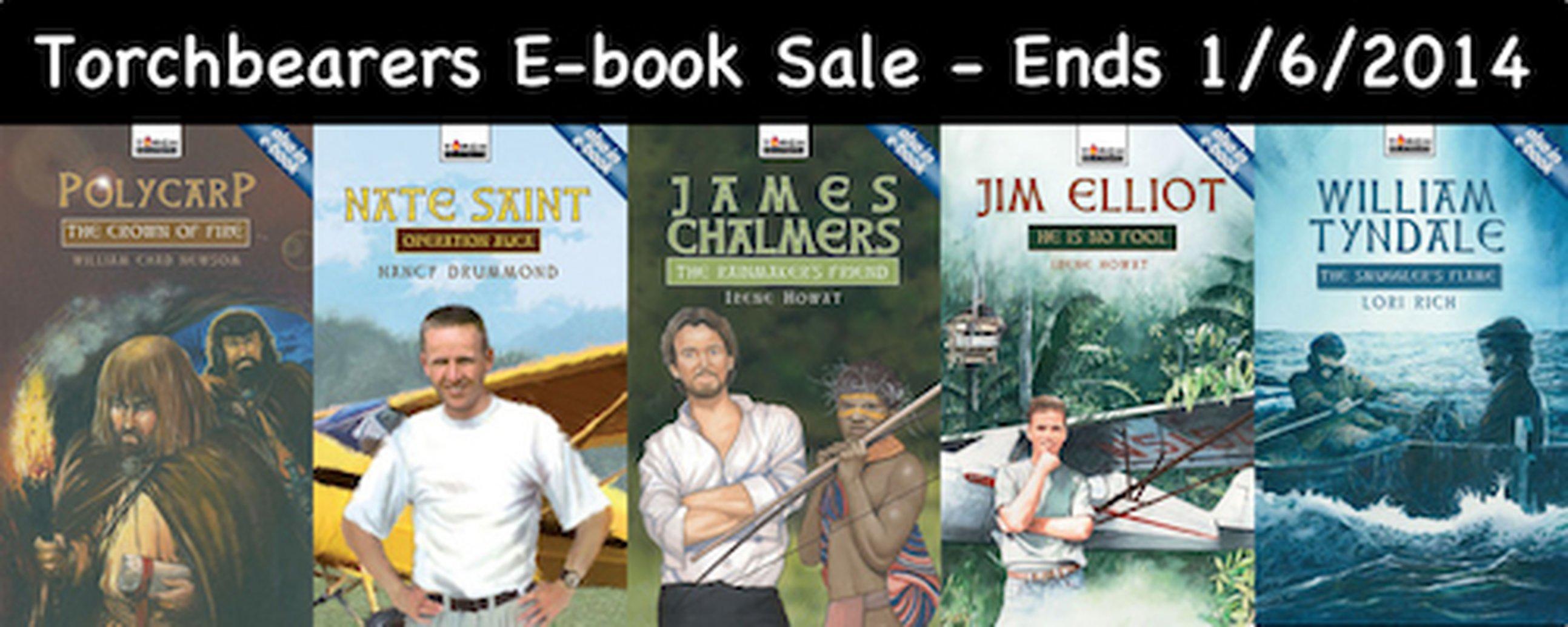 Torchbearers E-Book Sale