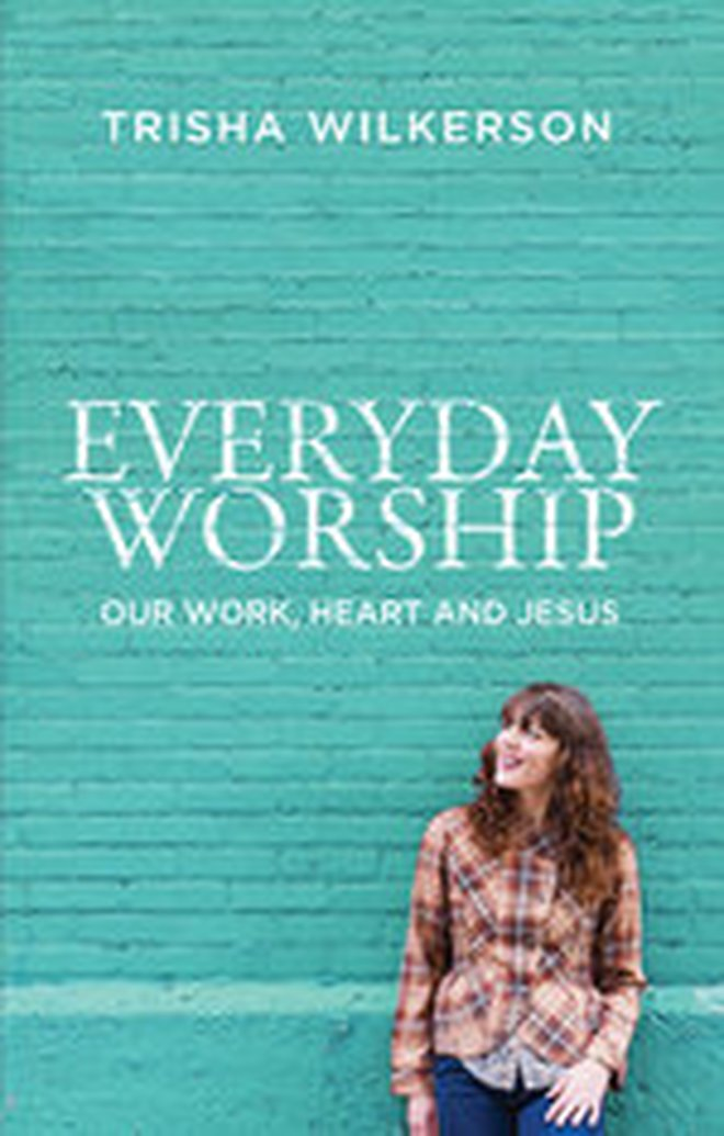 Everyday Worship Giveaway Winners