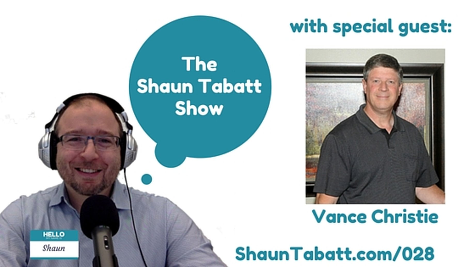 Vance Christie Visits The Shaun Tabatt Show to Share About the Life of Andrew Murray