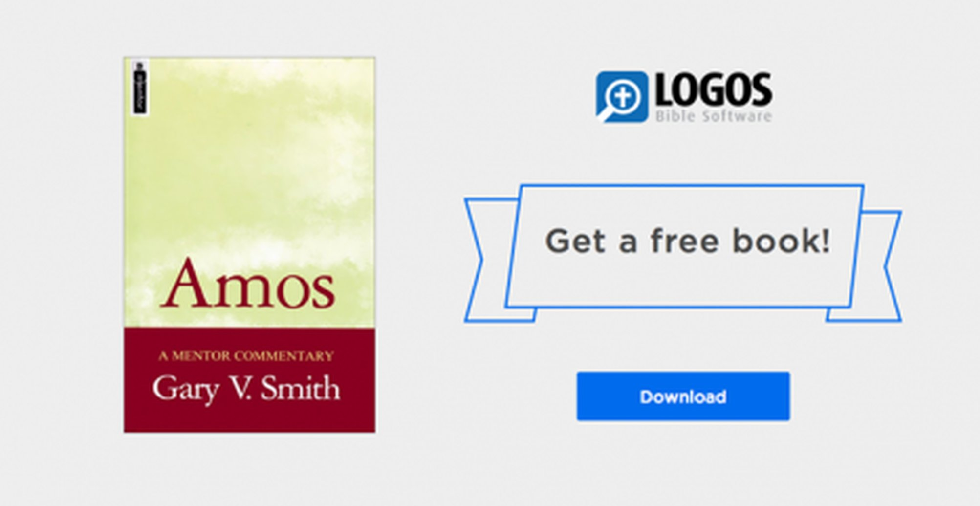 Get Amos: A Mentor Commentary Free on Logos Bible Software