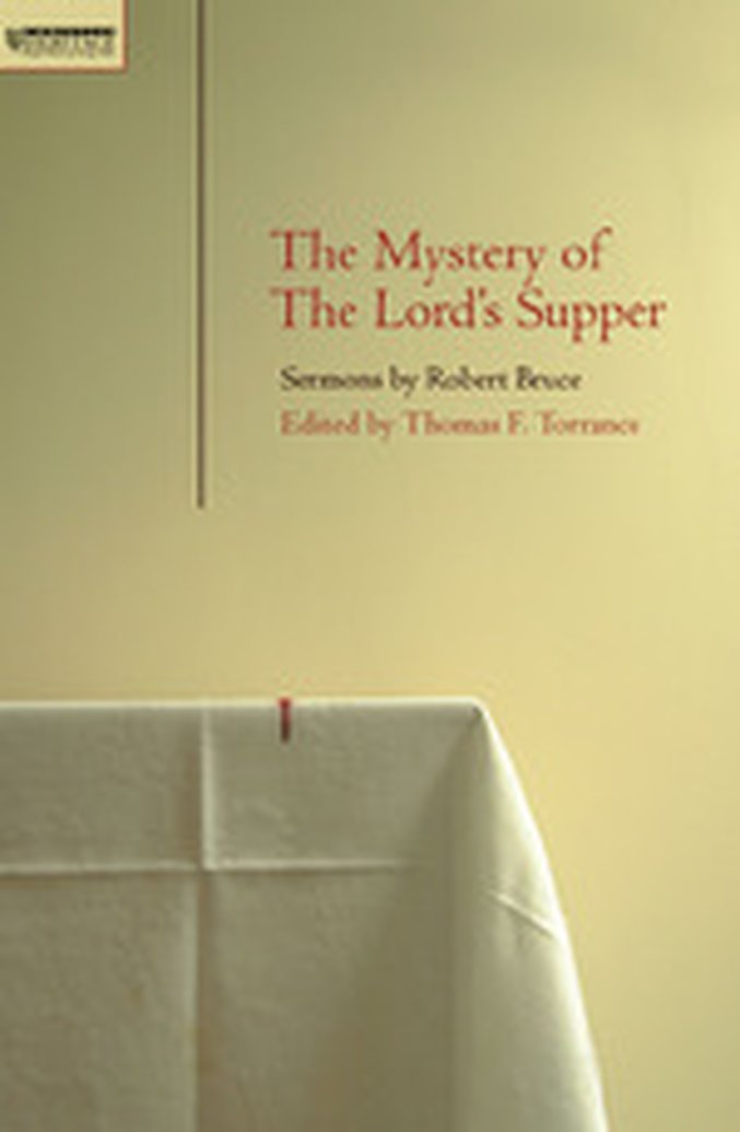 Read David C. Searle's Preface to the 2005 Edition of The Mystery of the Lord's Supper
