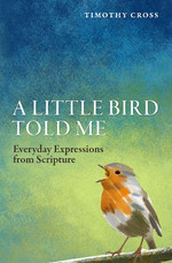 Catherine Mackenzie's 12 Books of Christmas - A Little Bird Told Me