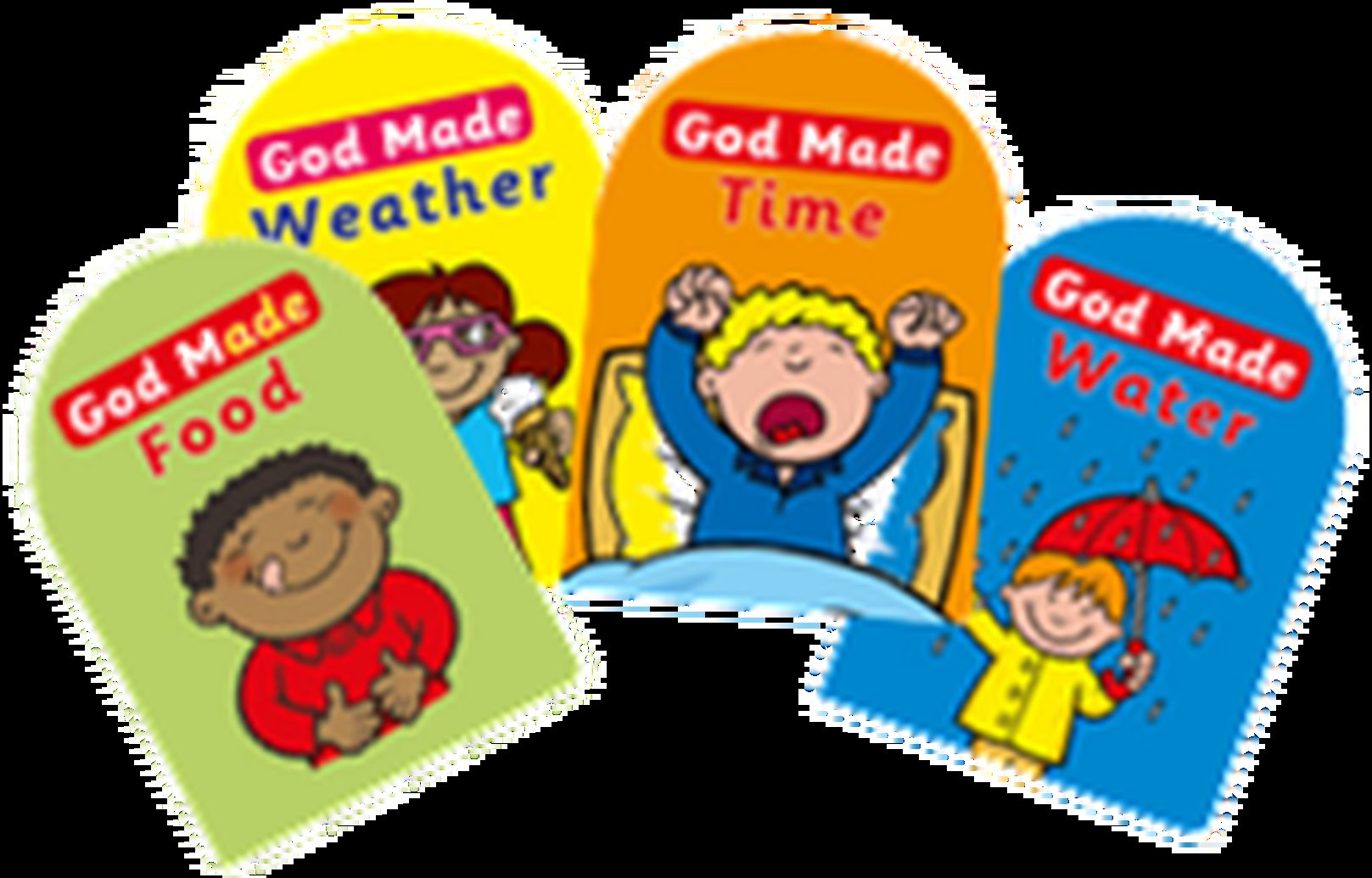 New Release -- God Made Books by Catherine Mackenzie