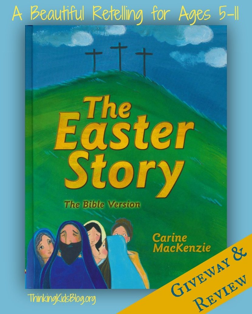 Featured Review:  The Easter Story - Reviewed by Danika Cooley