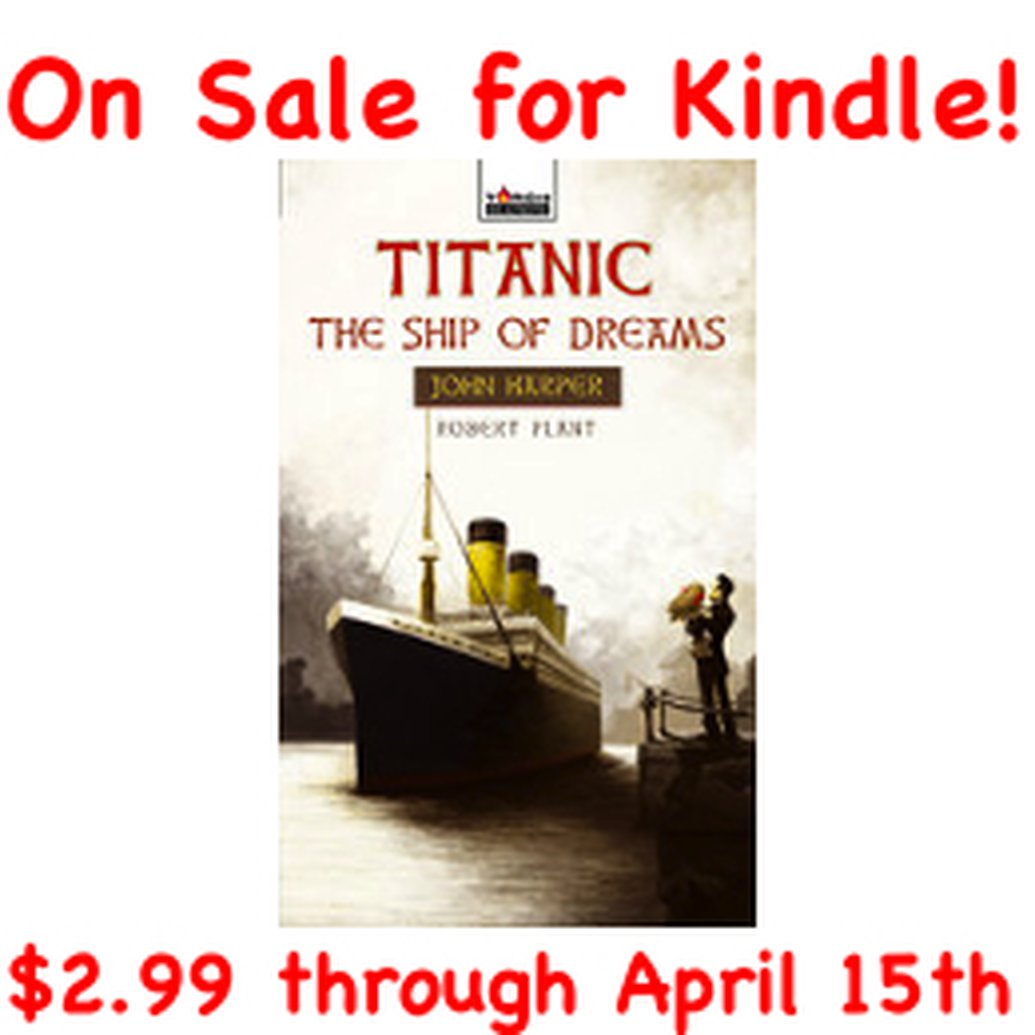 E-Book Sale - Titanic: The Ship of Dreams by by Robert Plant