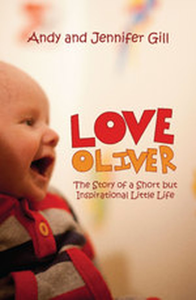 New Release - Love Oliver by Andy and Jennifer Gill