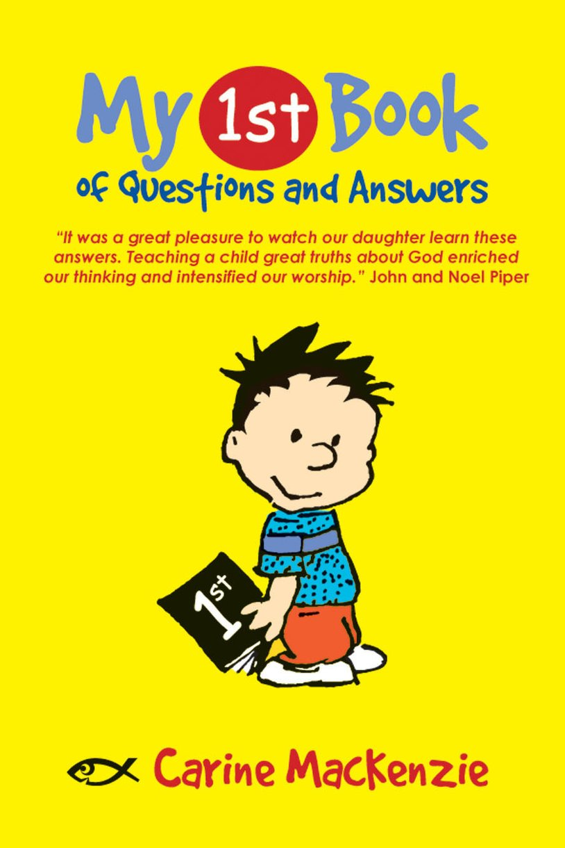 My First Book of Questions and Answers by Carine MacKenzie ...