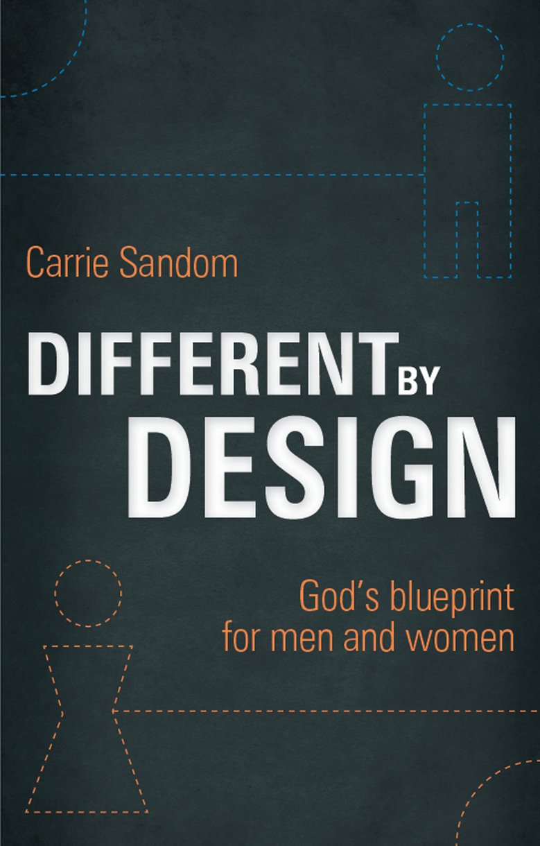 Different by design gods blueprint for men and women by carrie different by designgods blueprint for men and women malvernweather Choice Image