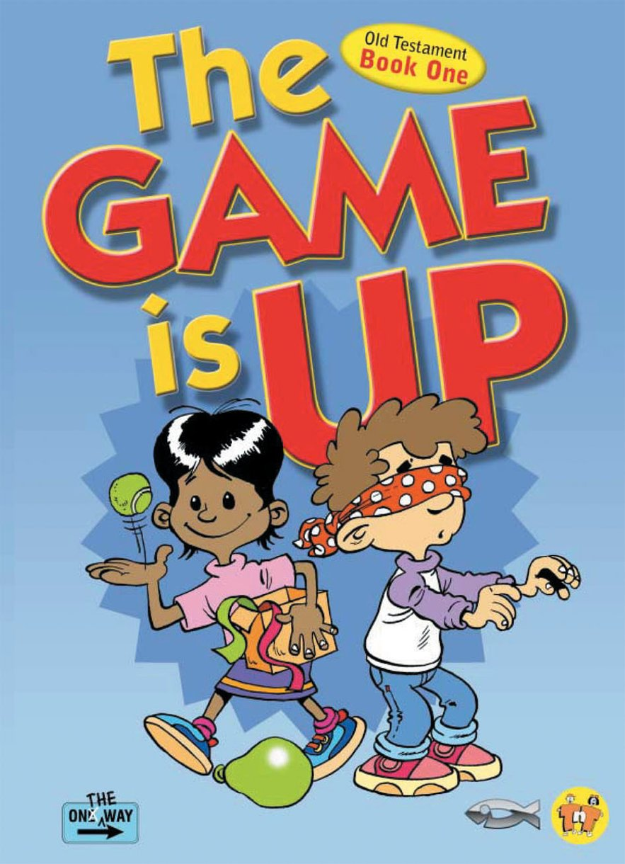 The Game Is Up – Old Testament (book 1) by Tnt - Christian