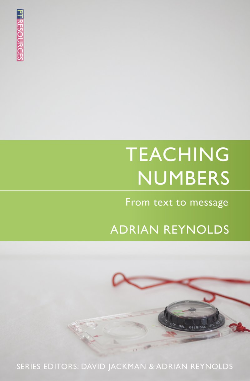 Teaching Numbers: From Text to Message by Adrian Reynolds