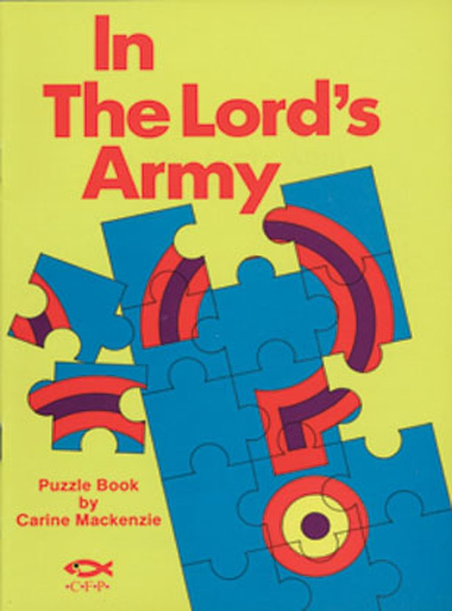 In the Lord's Army, A Puzzle book