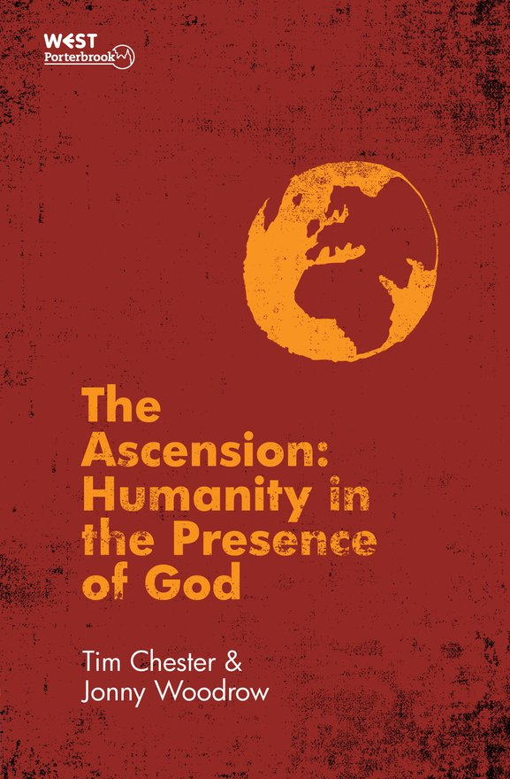 The Ascension, Humanity in the Presence of God