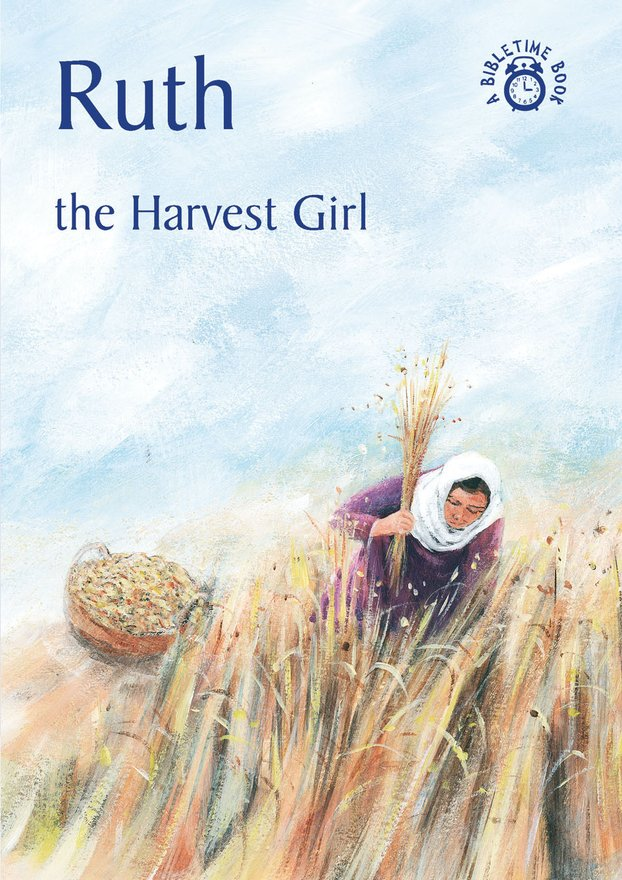 Ruth, The Harvest Girl