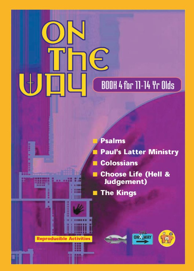 On the Way 11–14's – Book 4