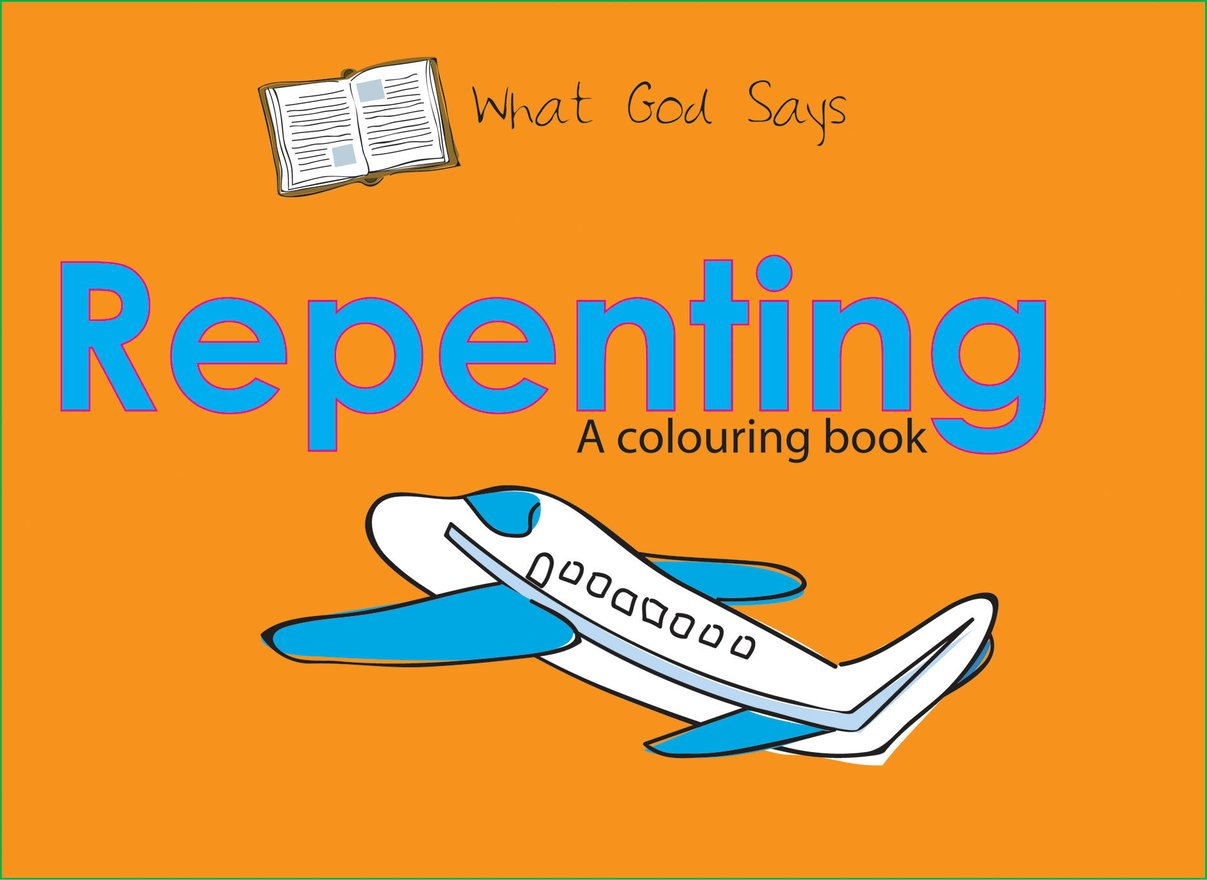 What God Says, Repenting