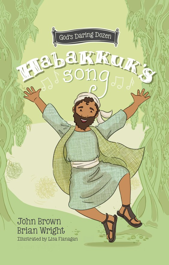 Habakkuk's Song, The Minor Prophets, Book 2