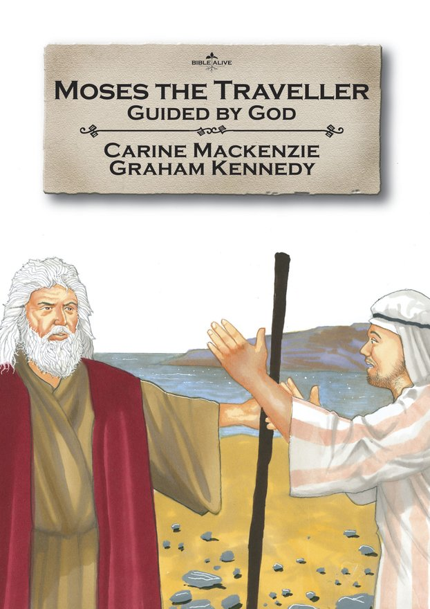 Moses the Traveller, Guided by God