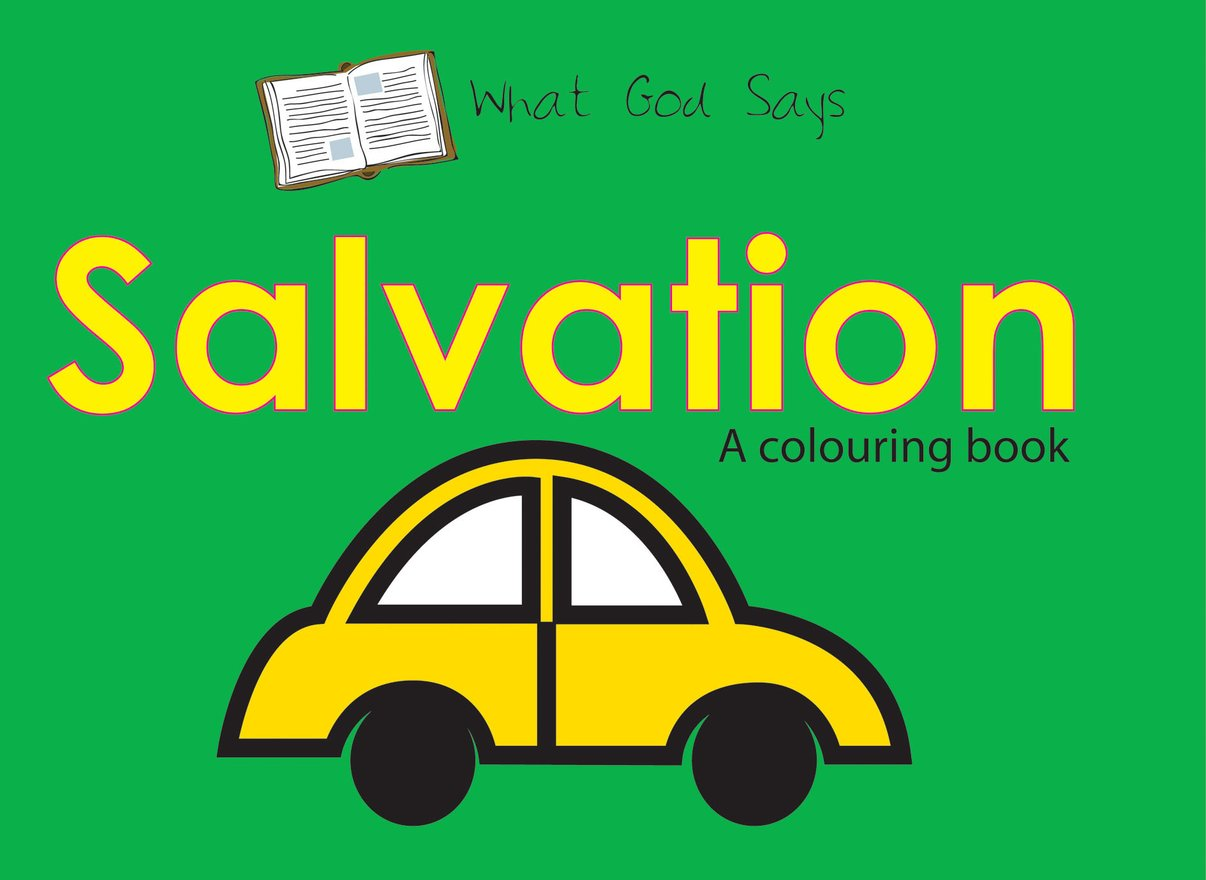 What God Says, Salvation