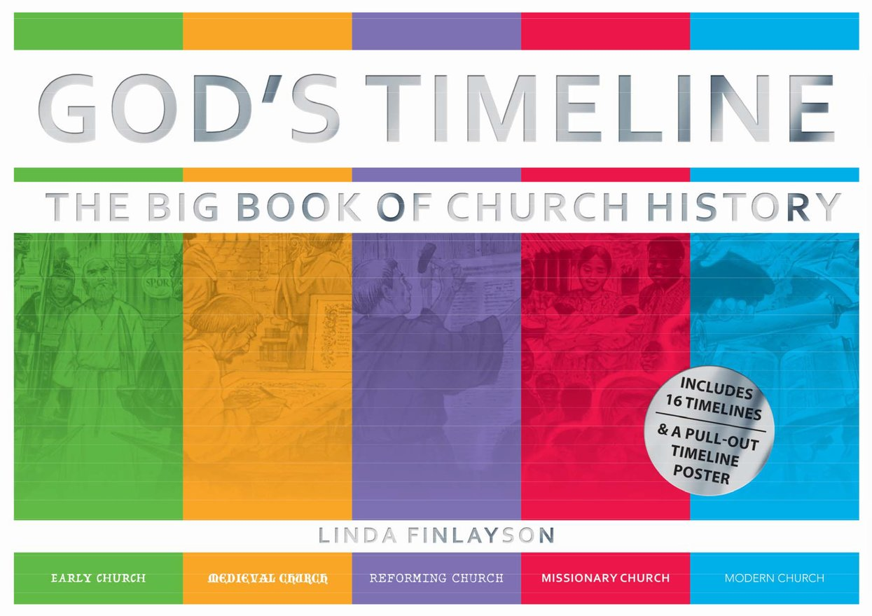 God's Timeline, The Big Book of Church History