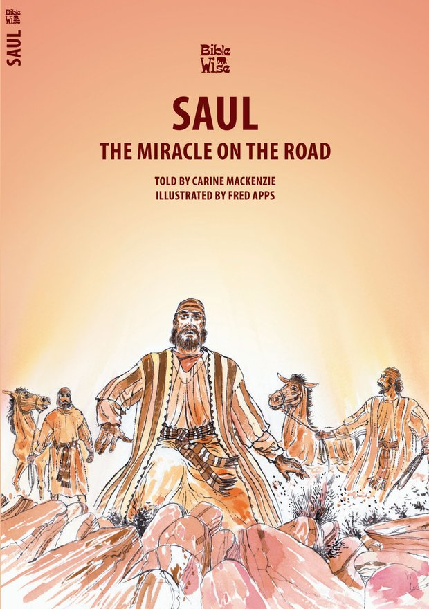 Saul, The Miracle on the Road