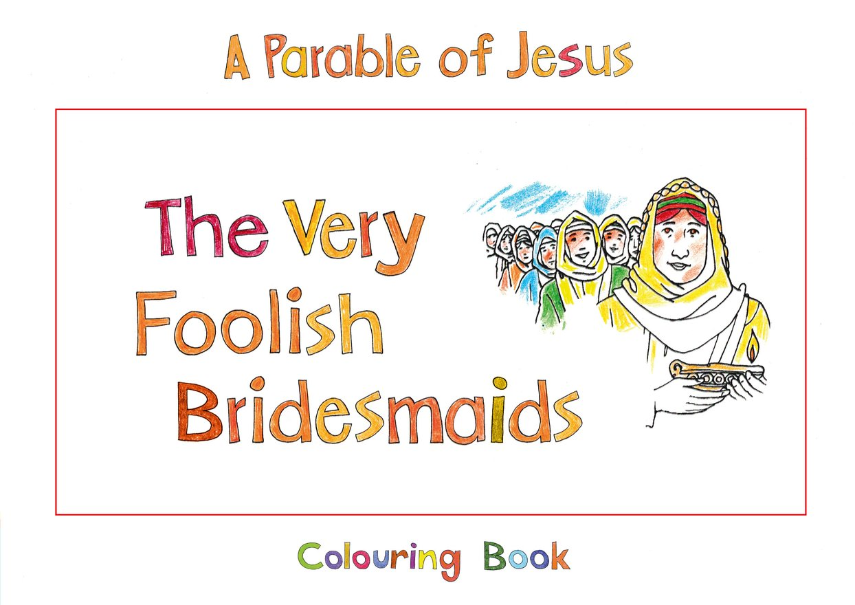 The Very Foolish Bridesmaids, Book 4