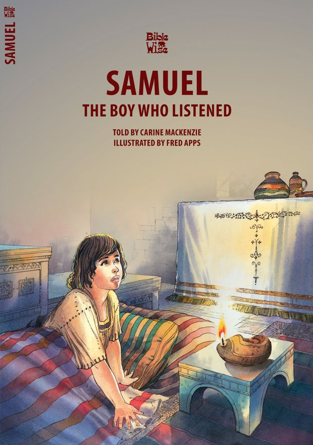 Samuel, The Boy Who Listened