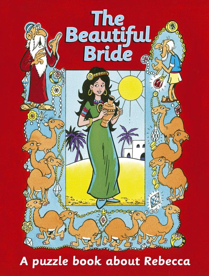 The Beautiful Bride, A puzzle book about Rebecca