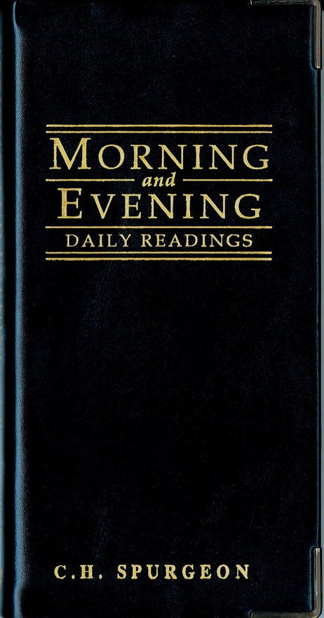Morning And Evening - Gloss Black