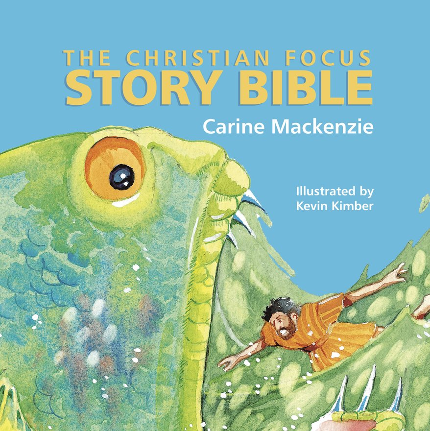 Christian Focus Story Bible
