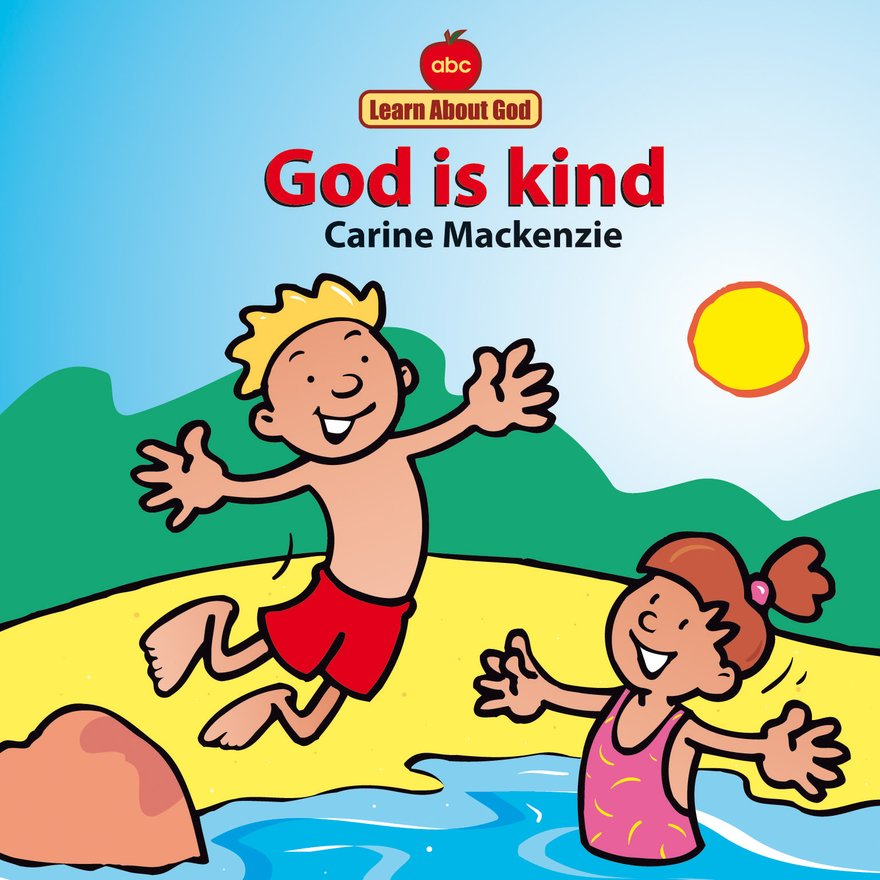 God Is Kind Board Book