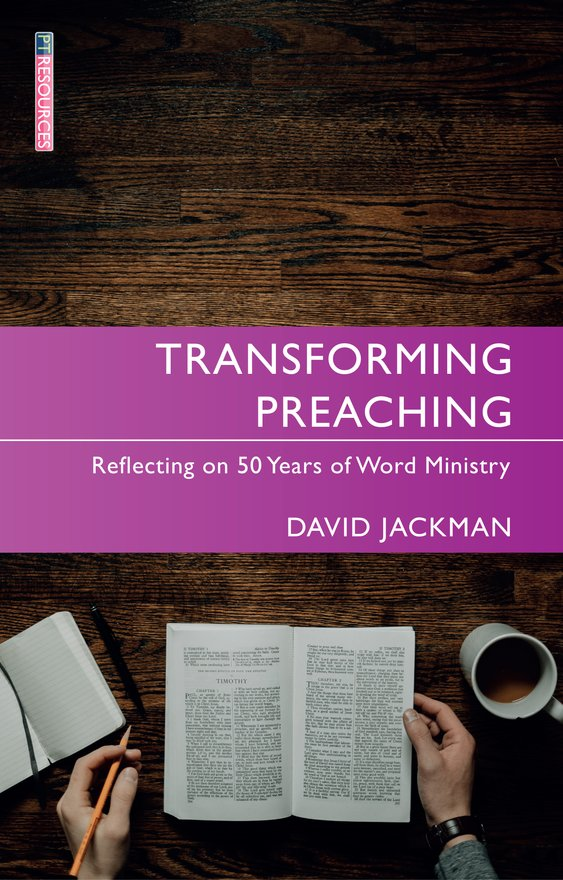 Transforming Preaching, Reflecting on 50 Years of Word Ministry
