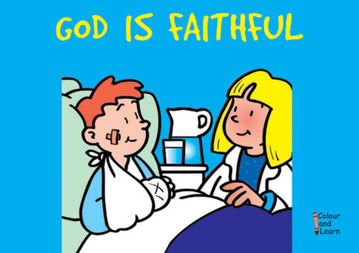 God Is Faithful, Colour and Learn