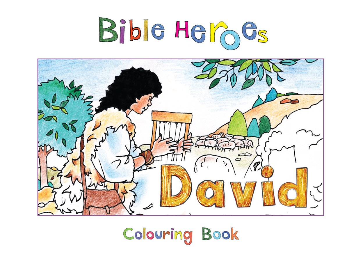 Bible Heroes David